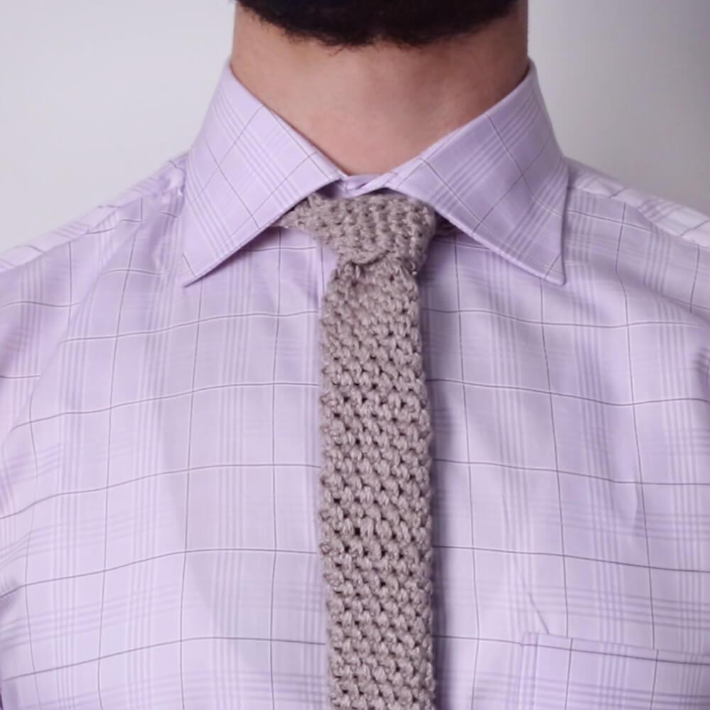Kolay Erkek Kravat Yapımı